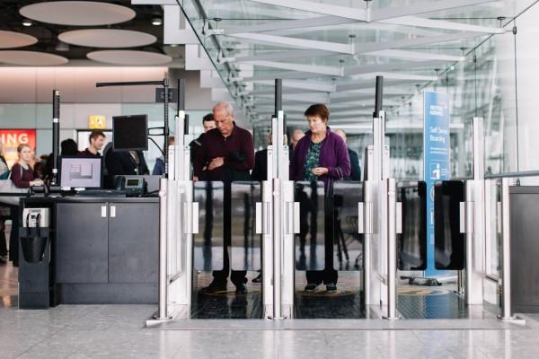 self-service gates
