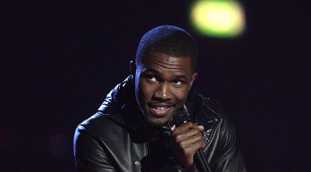 Hear Frank Ocean's 'Biking' With Jay Z, Tyler, the Creator