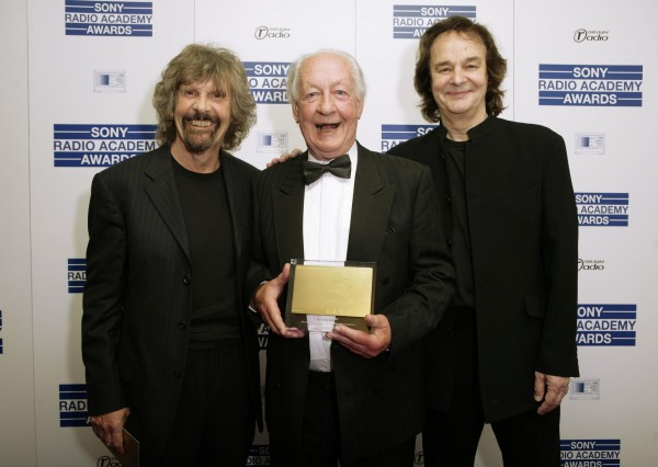 Brian Matthew with The Zombies