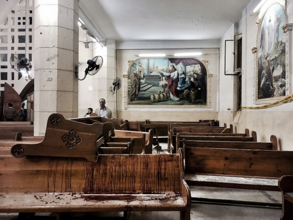 Death Toll Rises in Palm Sunday Bombings at Egyptian Coptic Christian Churches