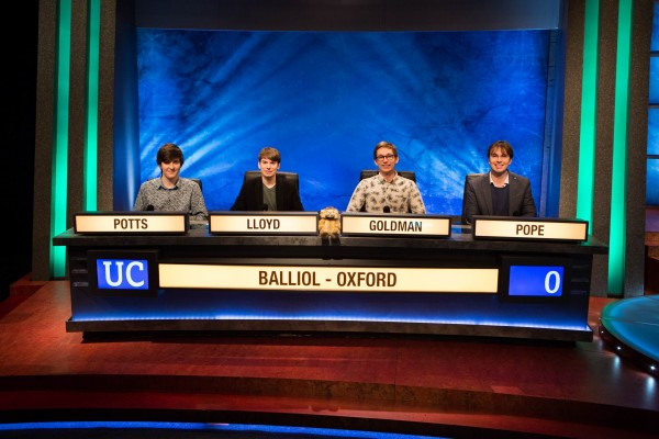 Wolfson will face Balliol in the big showdown.
