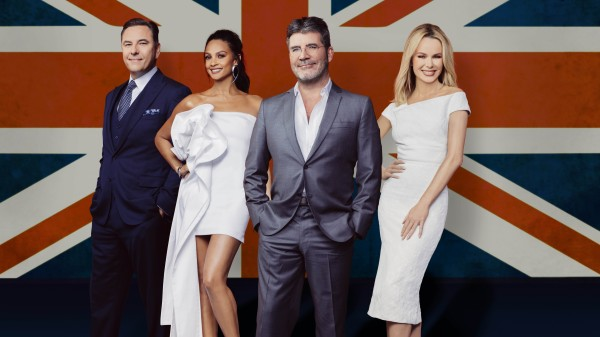 The Britain's Got Talent judges ((C) Thames / Syco Entertainment)