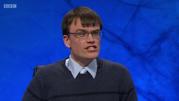 Eric Monkman (BBC2/University Challenge)