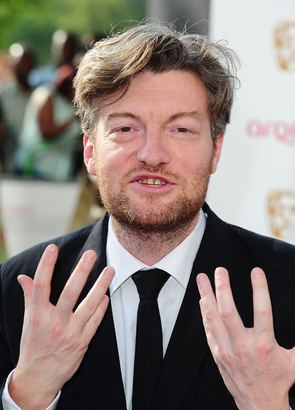 Charlie Brooker's 2016 Wipe is nominated for a TV Bafta