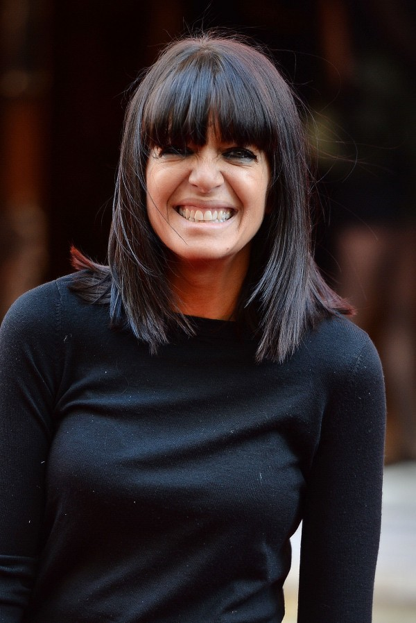 Strictly Come Dancing presenter Claudia Winkleman