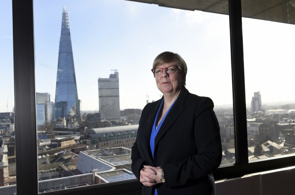 Director of Public Prosecutions Alison Saunders appeared in BBC Four's The Prosecutors: Real Crime And Punishment