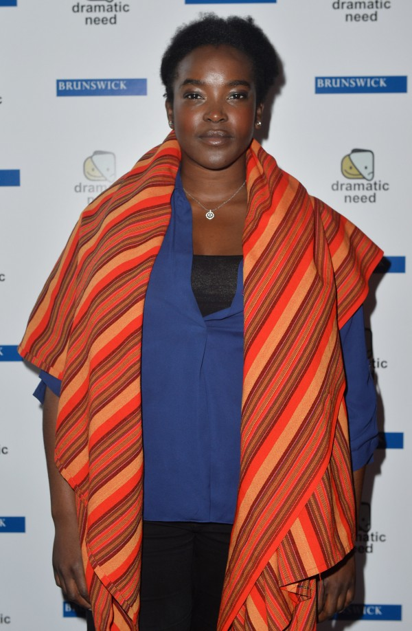 Wunmi Mosaku is nominated for a TV Bafta for Damilola, Our Loved Boy