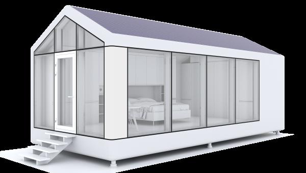 PassivDom modular house
