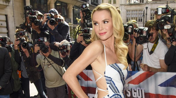 Amanda Holden's Britain's Got Talent outfits escape Ofcom action