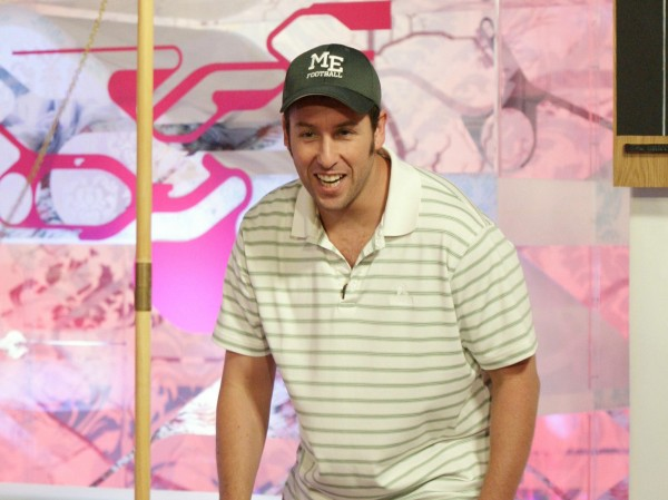 Because you can always count on Adam Sandler for a giggle.