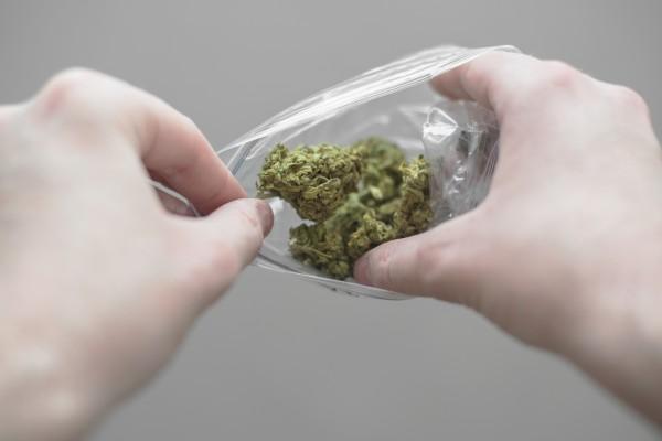 weed in a bag (Sakkawokkie/Thinkstock)