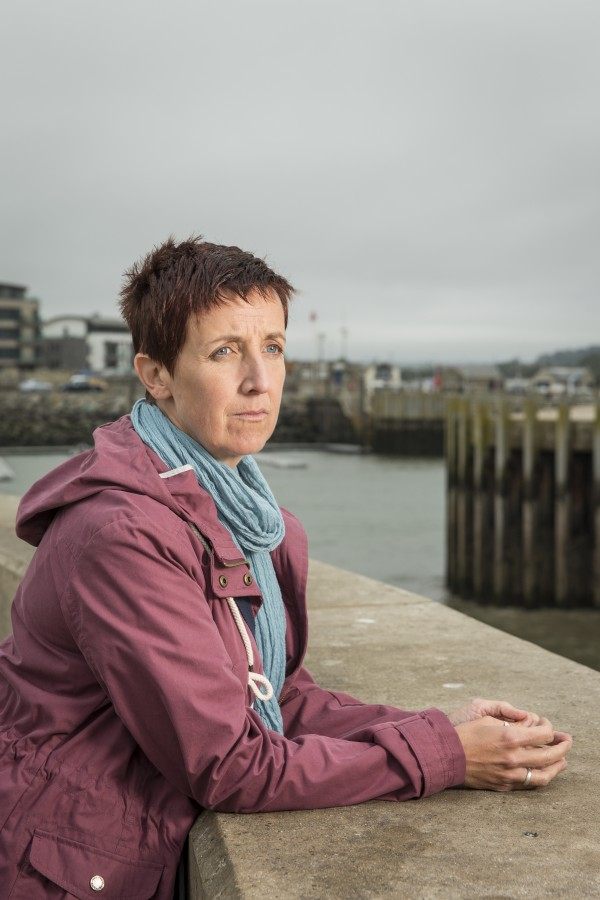 Former Corrie star Julie Hesmondhalgh stars in Broadchurch (ITV).