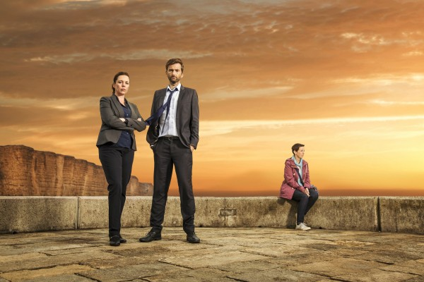 Broadchurch creator 'in tears' after penning whodunnit's final episode