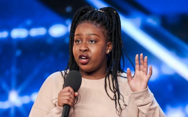 Britain's Got Talent Sarah Ikumu