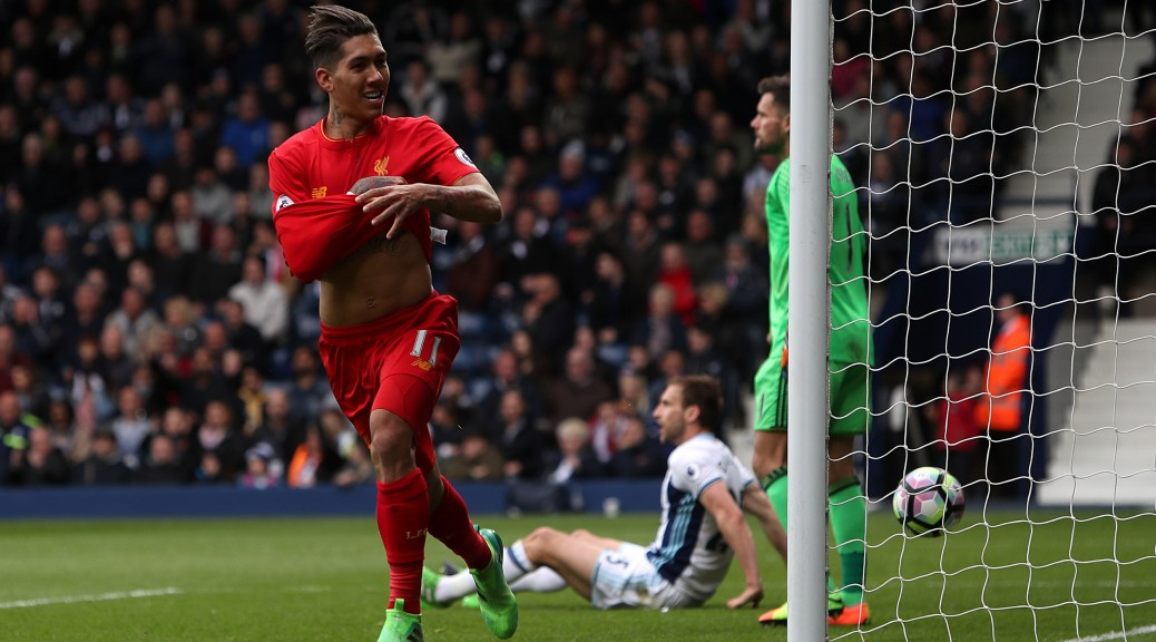 Jurgen Klopp hails Liverpool victory at 'tough' West Brom