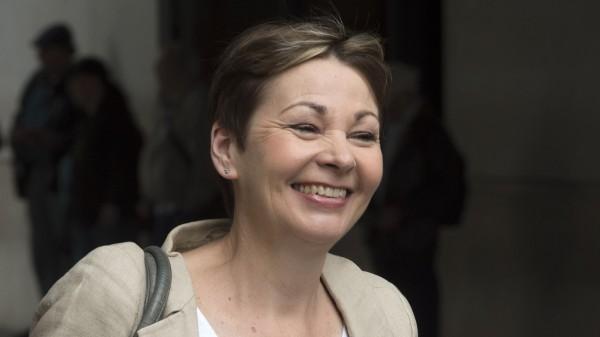 Green MP, Caroline Lucas