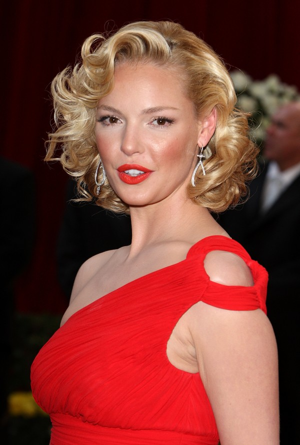 Katherine Heigl: I thought of quitting over 'difficult ... Katherine Heigl