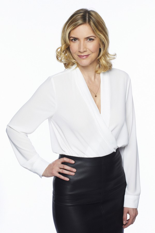 EastEnders' Lisa Faulkner as Fi Browning