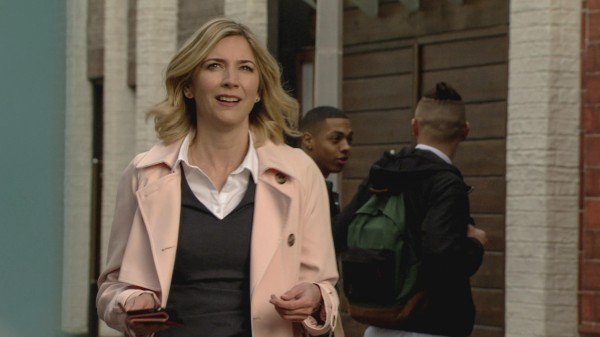 EastEnders Lisa Faulkner as Fi Browning