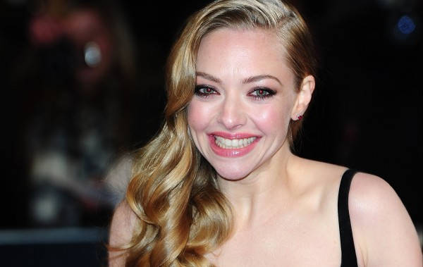 Amanda Seyfried arrives at the premiere of Les Miserables at the Empire Leicester Square, London, UK