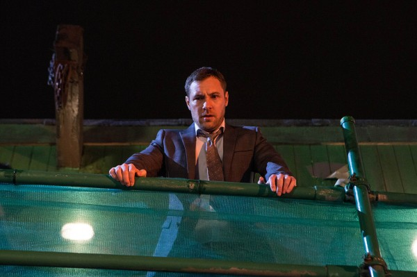 Marc Baylis as Rob ( Joseph Scanlon/ITV)