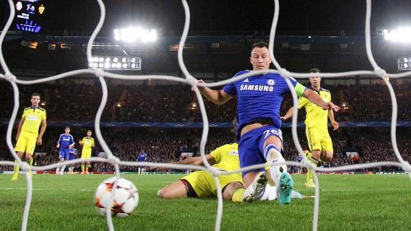 Chelsea's John Terry