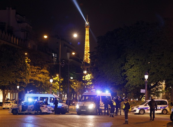 Paris shooting.