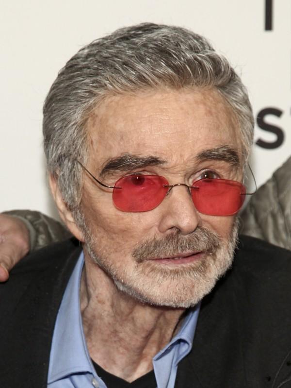 Burt Reynolds (Andy Kropa/AP)