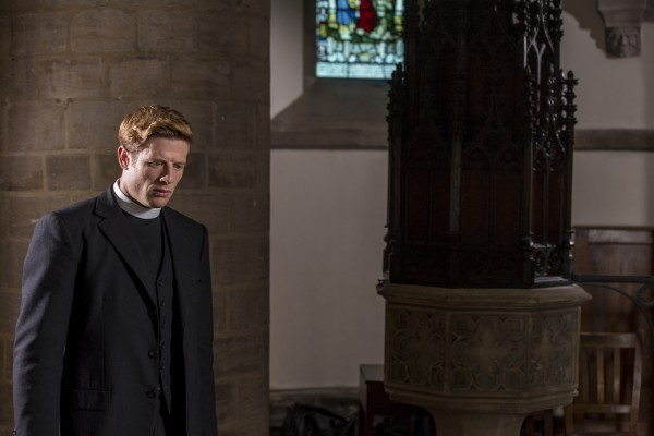 James Norton in Grantchester (ITV)