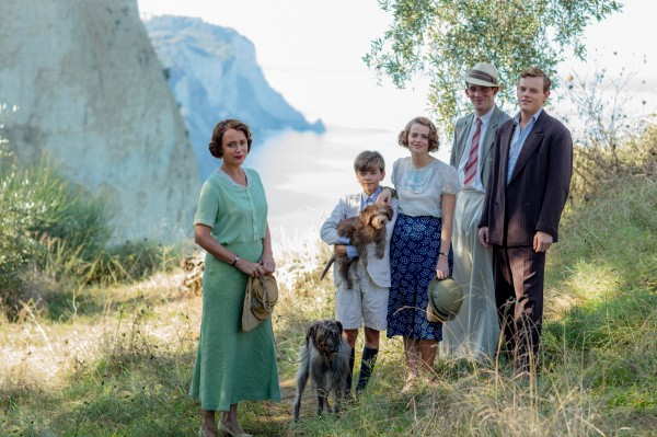 The Durrells has returned for a second series. (ITV)