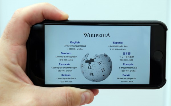 Wikipedia Co-Founder Launching 'Wikitribune' to Fight 'Fake News'