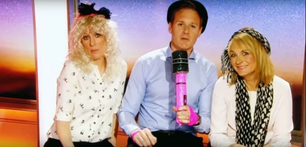 Steph, Dan and Louise (BBC)