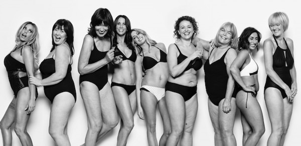 Loose Women stars strip off for Body Stories campaign
