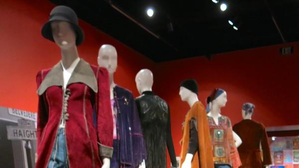 Fashion mannequins.