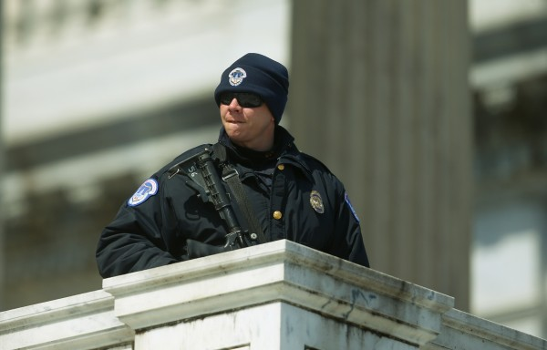 US Capitol police.