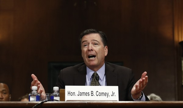 Comey: 'Mildly nauseous' FBI's Clinton probe could have impacted election