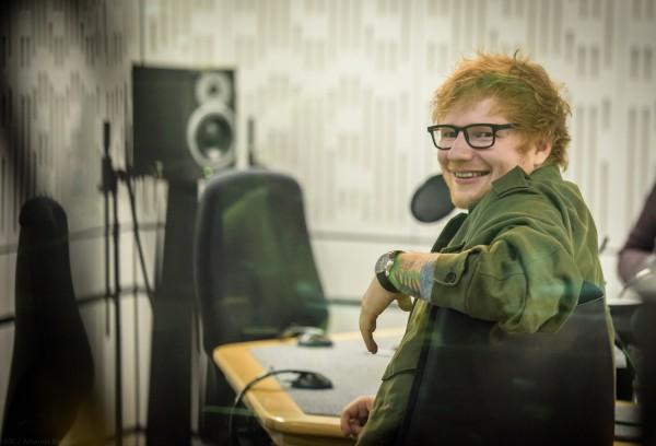 Ed Sheeran on Desert Island Discs