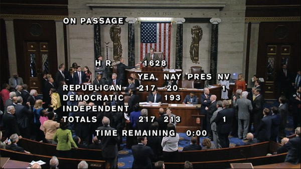 final vote (AP)