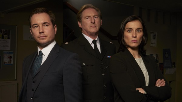 Line Of Duty's Martin Compston will guest star in Victoria
