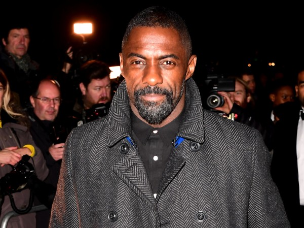 Joanna reckons Idris isn't the right fit for Bond.