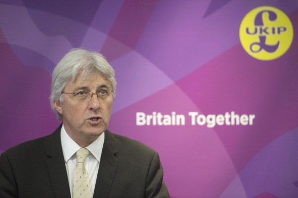 Ukip's immigration spokesman John Bickley