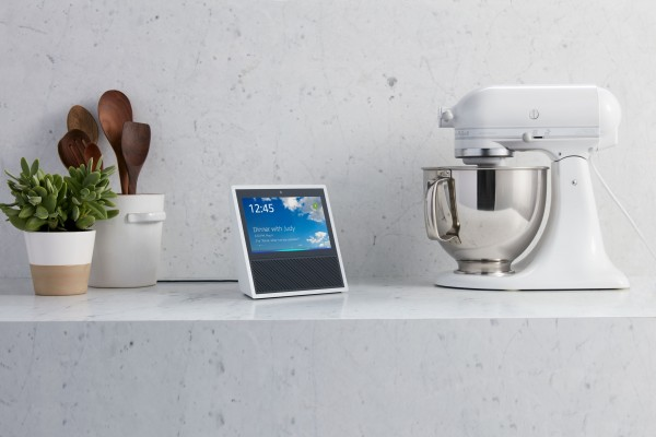 Amazon's Echo Show gives Alexa a face quite literally