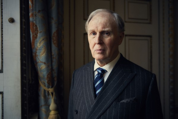 Tim Pigott-Smith in King Charles III (BBC/Drama Republic)
