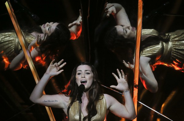 Who is Lucie Jones? Get to know the UK's Eurovision challenger