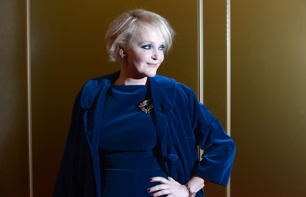 Marvellous Miranda Richardson (Anthony Devlin/PA)