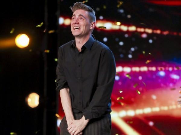 "Simon praised ""nuts"" Matt."