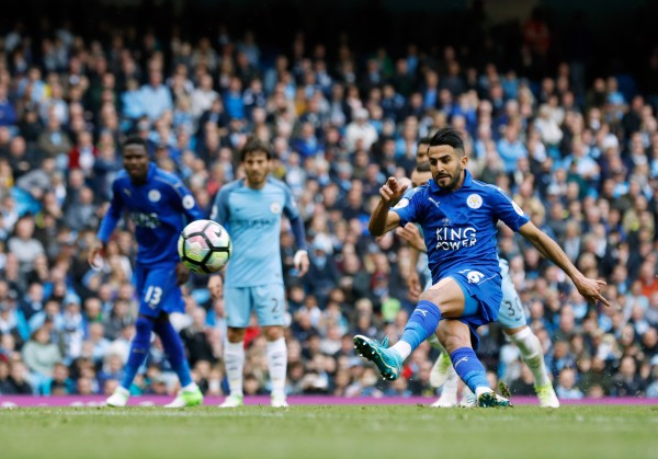 Manchester City edge Leicester in Controversial Encounter to boost Top 4 Aspirations