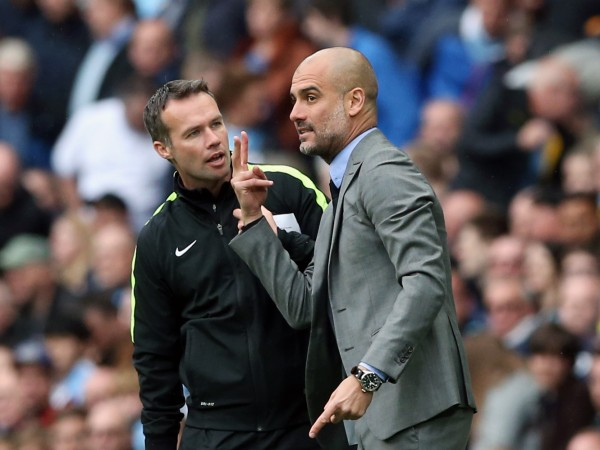 I'd have been sacked at 'big club', says Manchester City boss Guardiola
