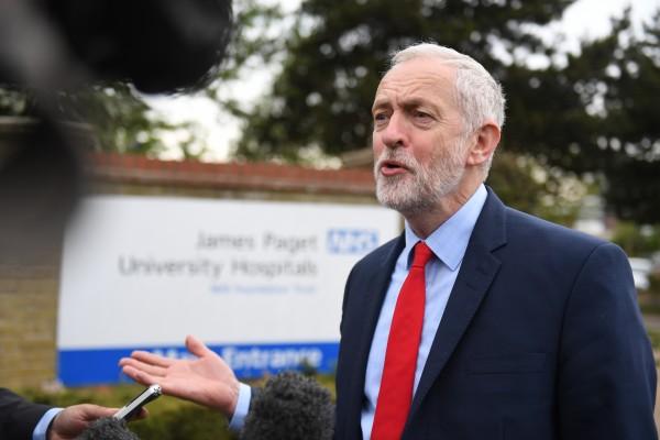 jeremy corbyn (Victoria Jones/PA)