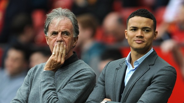Mark Lawrenson and Jermaine Jenas